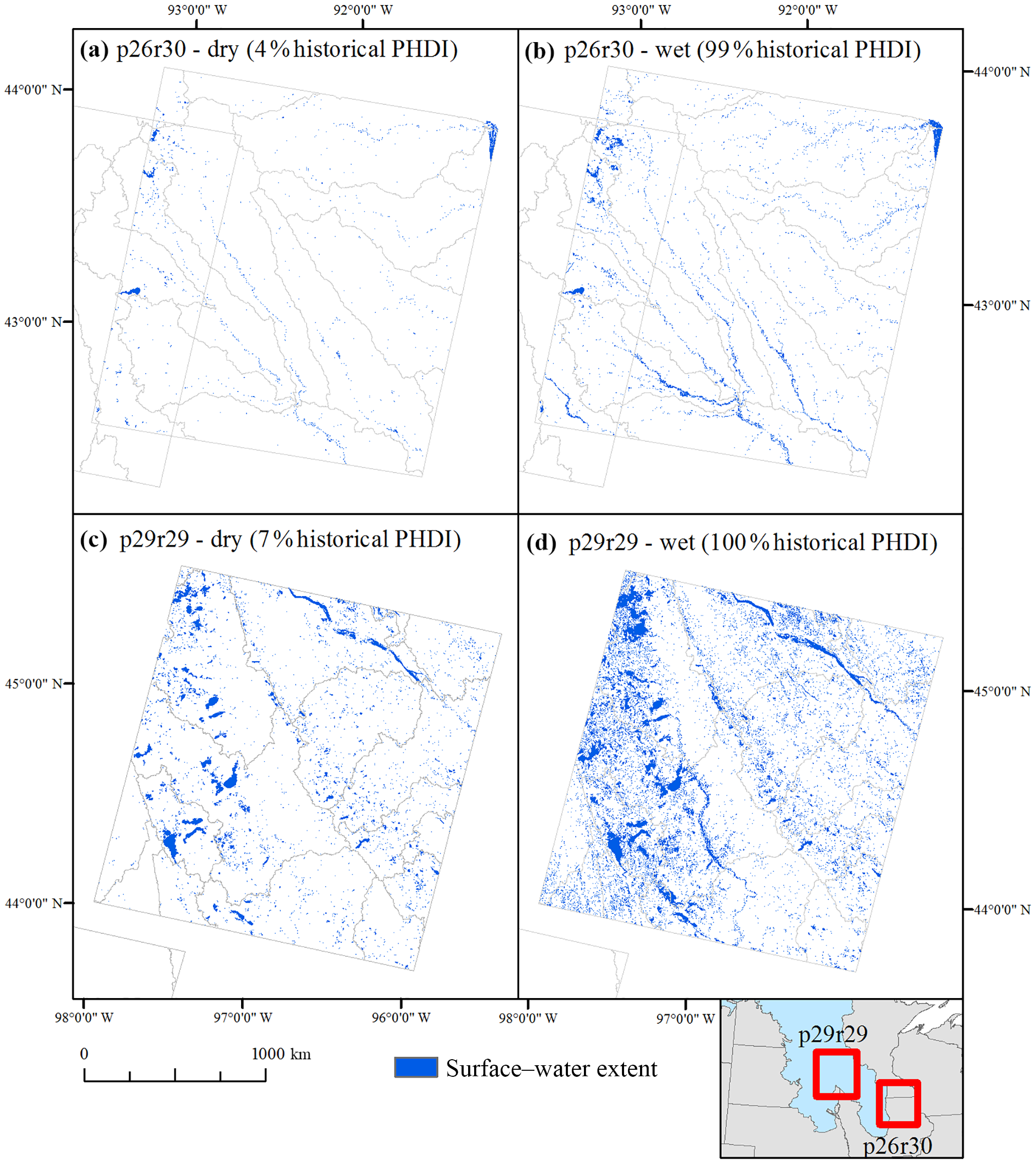 HESS - Wetlands inform how climate extremes influence