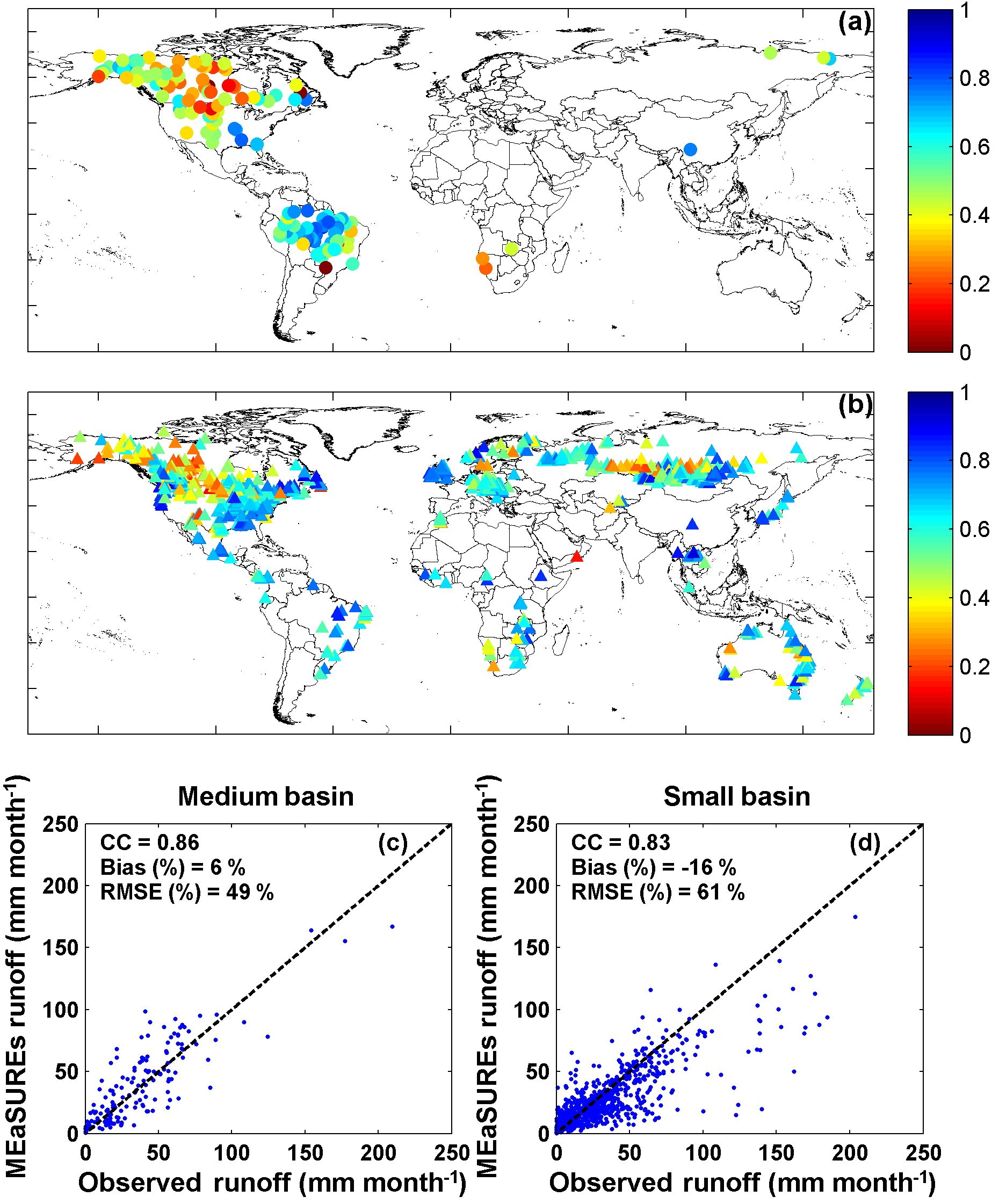 HESS - A Climate Data Record (CDR) for the global terrestrial water