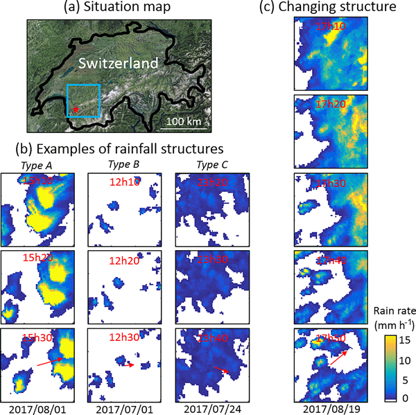 HESS - Relations - Locality-based 3-D multiple-point statistics