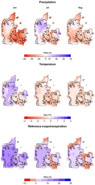 HESS - Relations - Mapping rainfall hazard based on rain