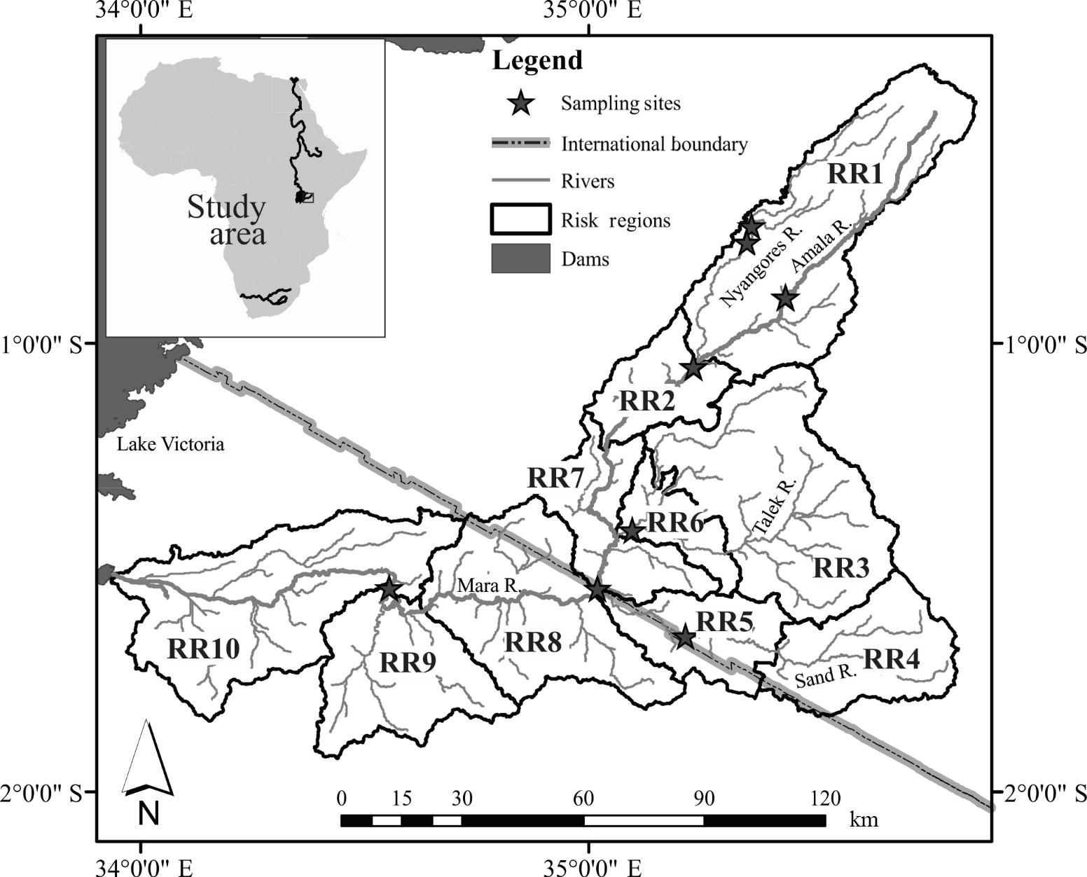 HESS - A regional-scale ecological risk framework for environmental