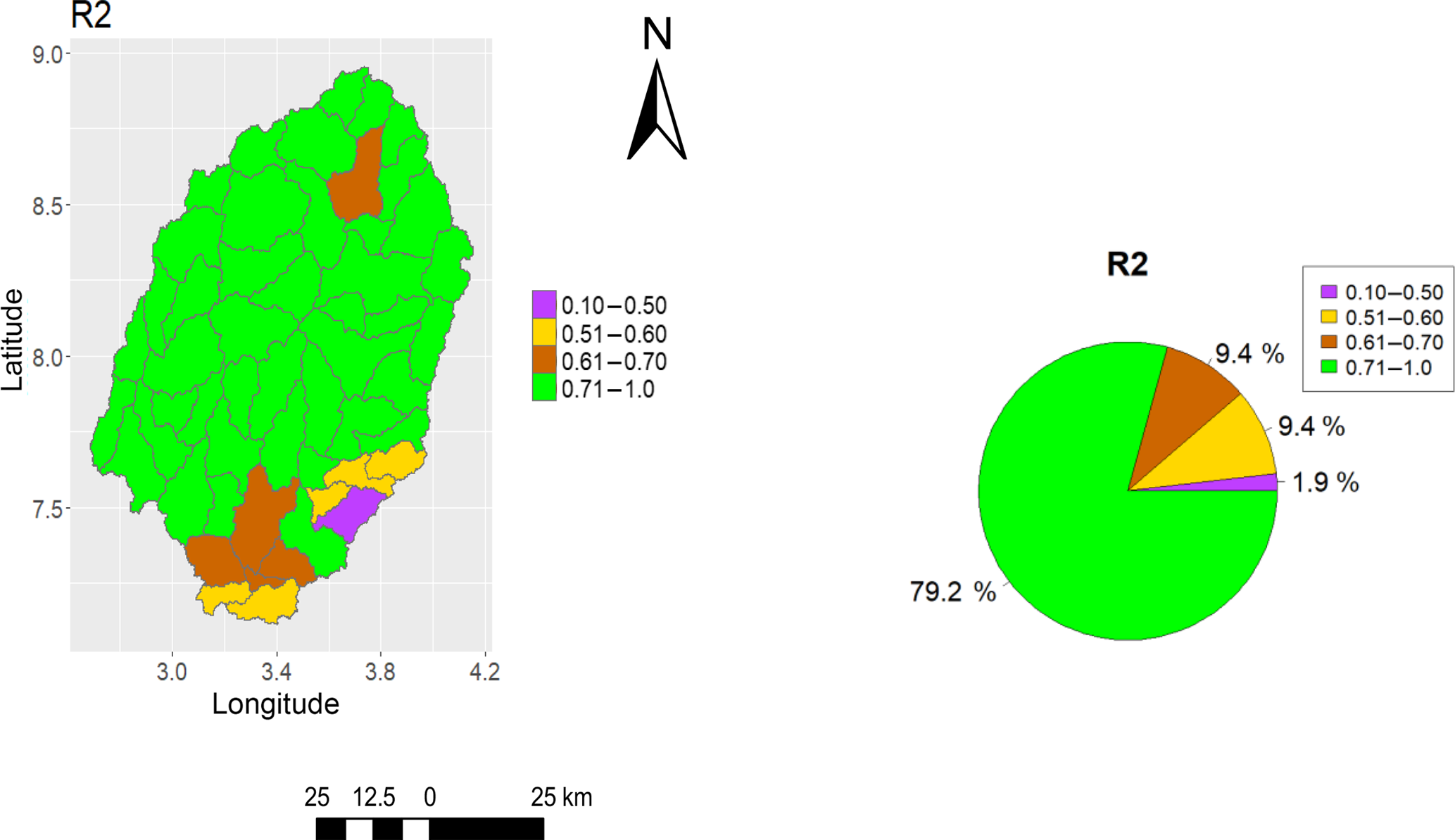 HESS - Multi-site calibration and validation of SWAT with satellite