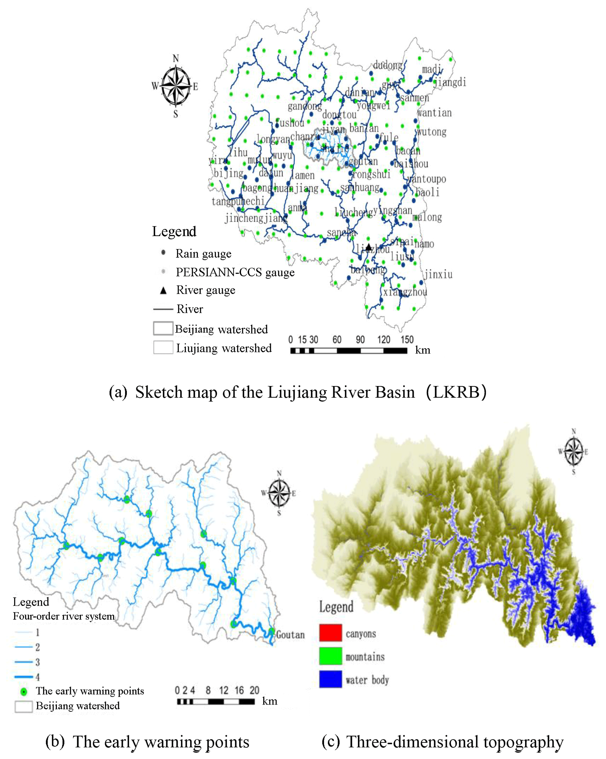 Map 31 Texas River Basins.Hess Predicting Floods In A Large Karst River Basin By Coupling