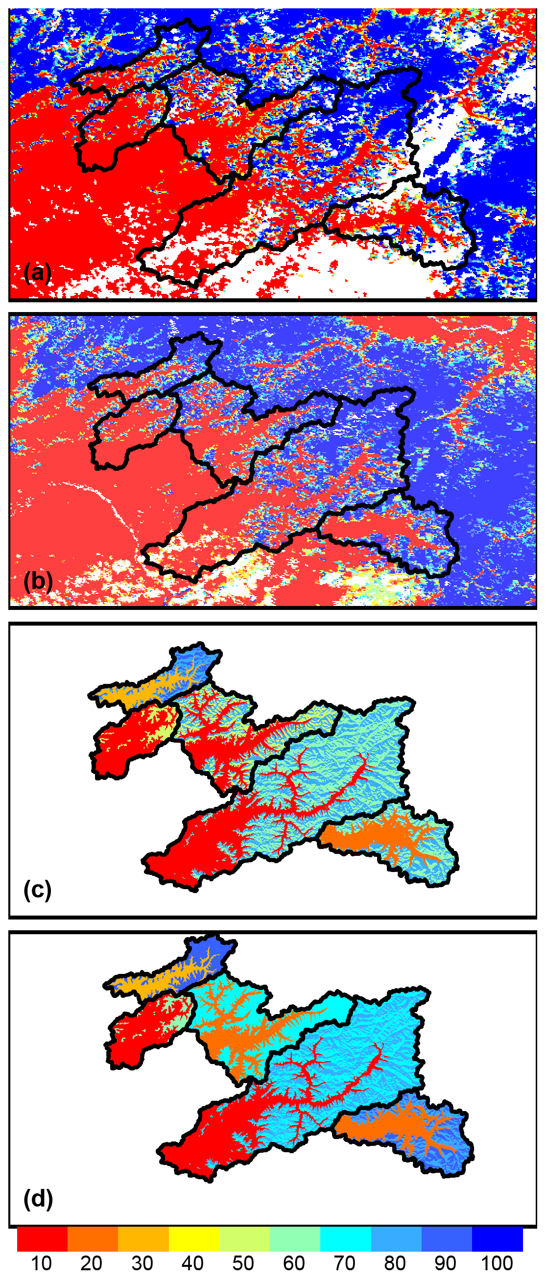 HESS - Using MODIS estimates of fractional snow cover area