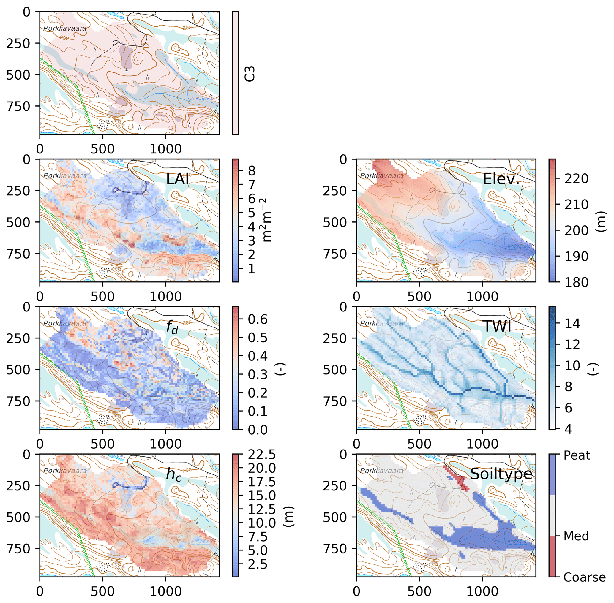 HESS - Modeling boreal forest evapotranspiration and water
