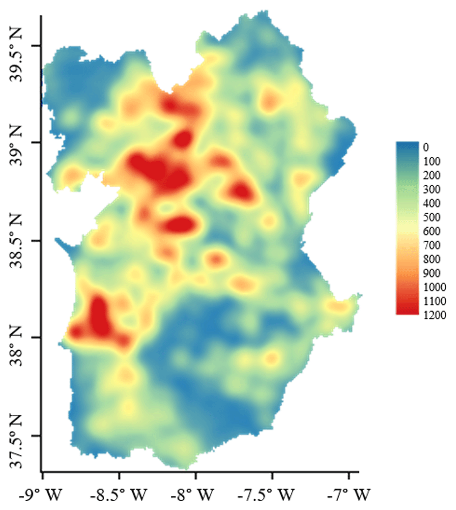 HESS - Mapping the suitability of groundwater-dependent