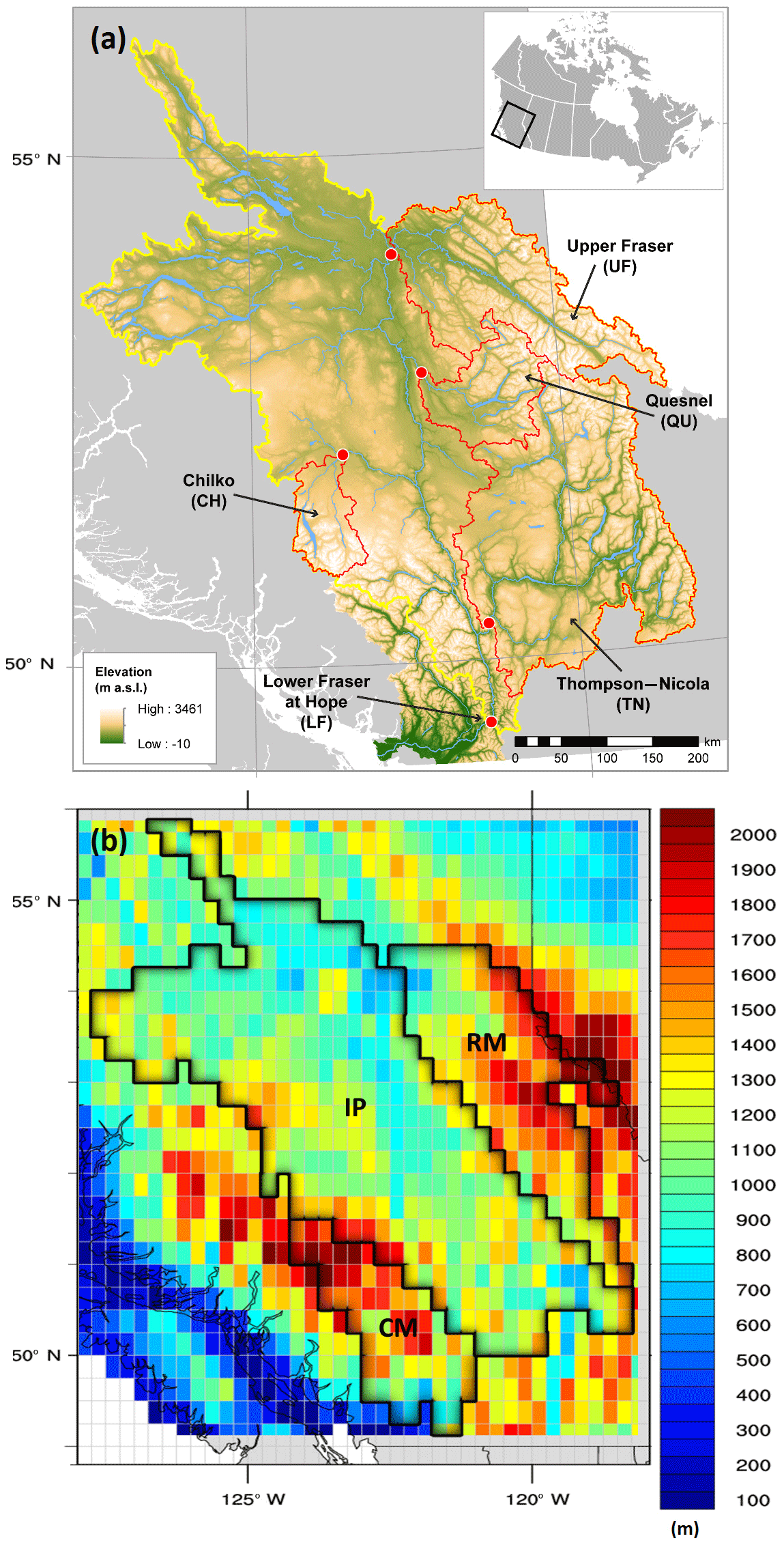 HESS - Quantifying projected changes in runoff variability and flow