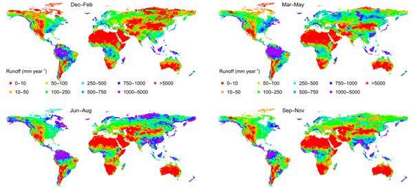 HESS - Relations - Global-scale evaluation of 22 precipitation